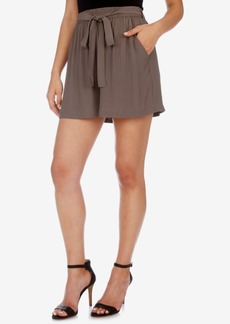 Lucky Brand Crepe Pull-On Shorts