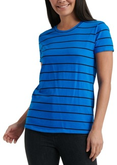 Lucky Brand Crew Neck Striped T-Shirt