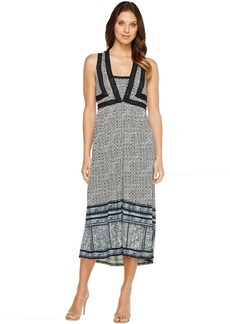 Lucky Brand Crochet Knit Dress