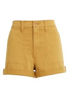 Lucky Brand Cuff Shorts