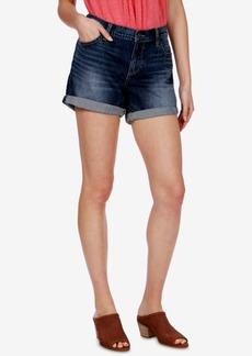 Lucky Brand Cuffed Denim Shorts