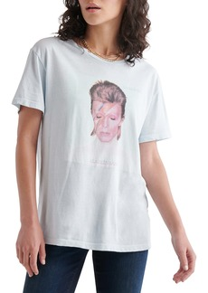Lucky Brand David Bowie Graphic Tee