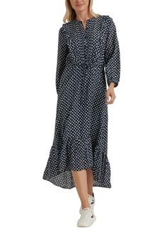 Lucky Brand Dawn Ruffled Dress
