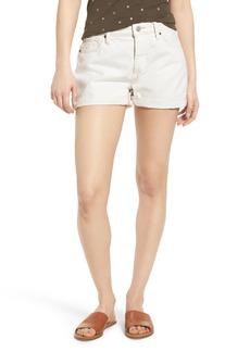 Lucky Brand Denim Boyfriend Shorts (Mezzanine)