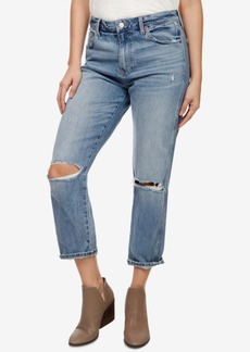 Lucky Brand Distressed Boyfriend Jeans