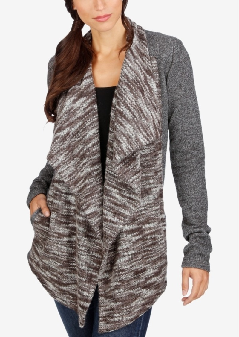 cardigan pin front draped long image drapes womens visit the more open tie link sleeve dye