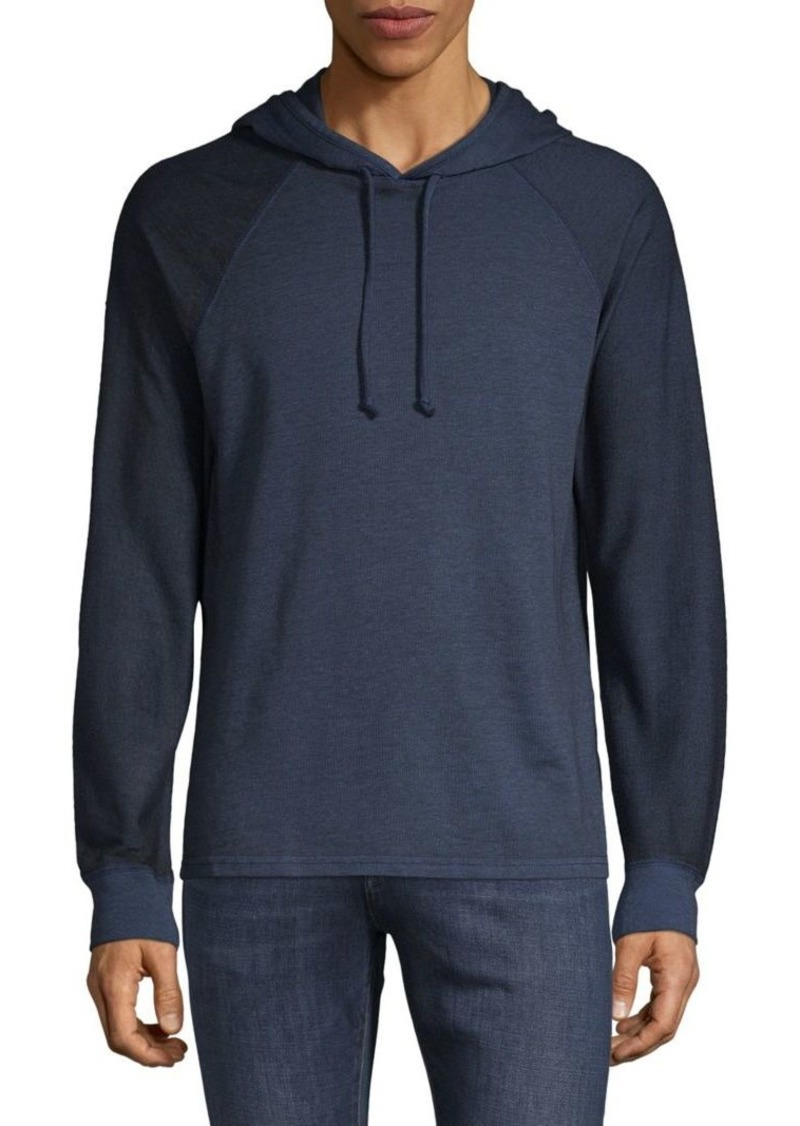 Lucky Brand Drawstring Pullover Hoodie