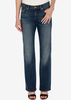 Lucky Brand Easy Rider Artesia Wash Straight-Leg Jeans