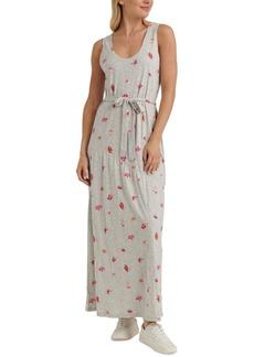 Lucky Brand Eliza Floral-Print Maxi Dress
