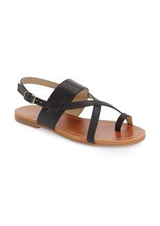 Lucky Brand 'Ellsona' Slingback Sandal (Women)