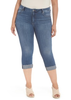 Lucky Brand Emma Crop Skinny Jeans (Plus Size)