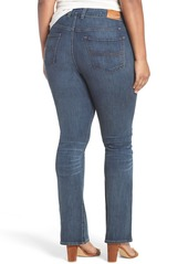 Lucky Brand 'Emma' Stretch Bootcut Jeans (Plus Size)