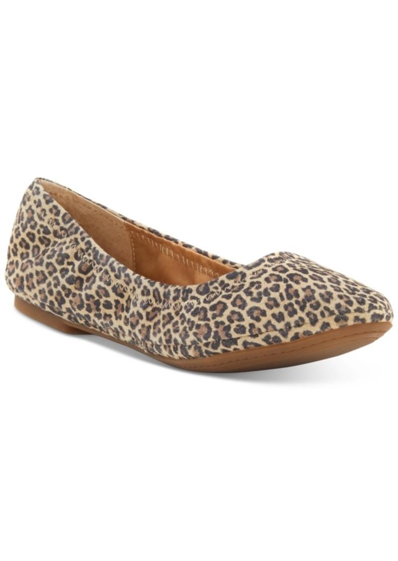 45b5f55c090e Lucky Brand Lucky Brand Emmie Ballet Flats Women s Shoes