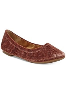Lucky Brand Emmie Ballet Flats Women's Shoes