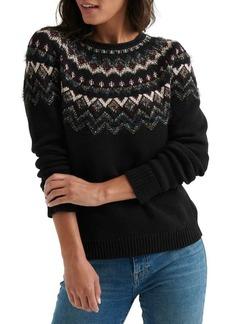 Lucky Brand Fair Isle Sweater