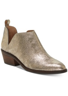Lucky Brand Fayth Ankle Booties Women's Shoes