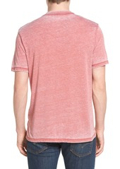 Lucky Brand Fender Flame Graphic Burnout T-Shirt
