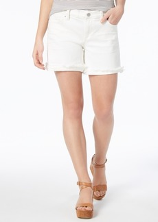 "Lucky Brand Frayed-Hem 5"" Shorts"