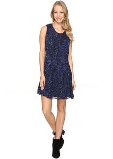 Lucky Brand Geo Print Dress