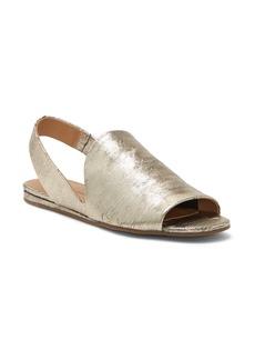 Lucky Brand Georgeta Slingback Flat Sandal (Women)