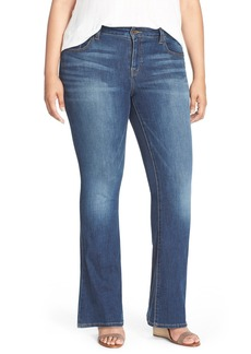 Lucky Brand Ginger Bootcut Jeans (Amazonite) (Plus Size & Petite Plus)