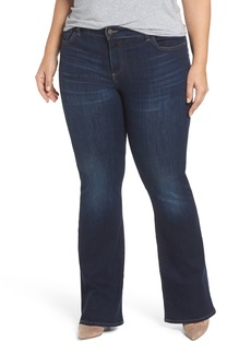 Lucky Brand Ginger Bootcut Jeans (Twilight Blue) (Plus Size)