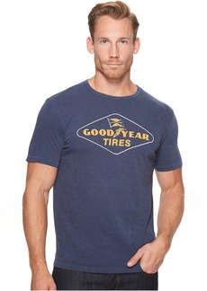 Lucky Brand Goodyear Tires Graphic Tee