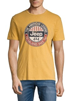 Lucky Brand Graphic Cotton Tee