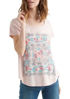 Lucky Brand Graphic Short-Sleeve Tee