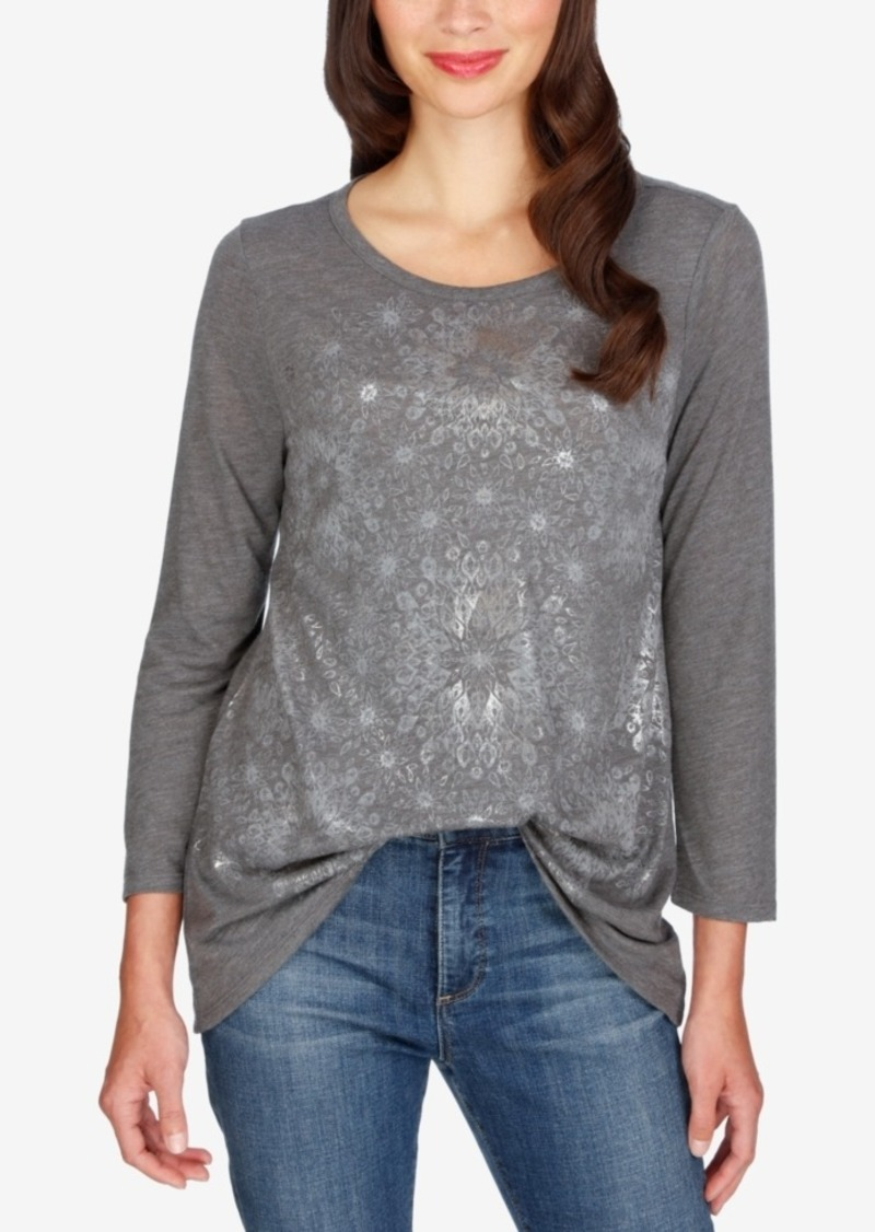 Lucky Brand Graphic Top