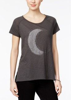 Lucky Brand Half Moon Graphic T-Shirt