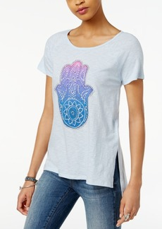 Lucky Brand Hamsa Graphic T-Shirt