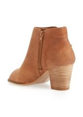 Lucky Brand 'Hartlee' Open Toe Bootie (Women)