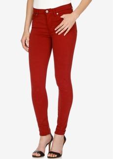 Lucky Brand Hayden Merlot Wash Skinny Jeans