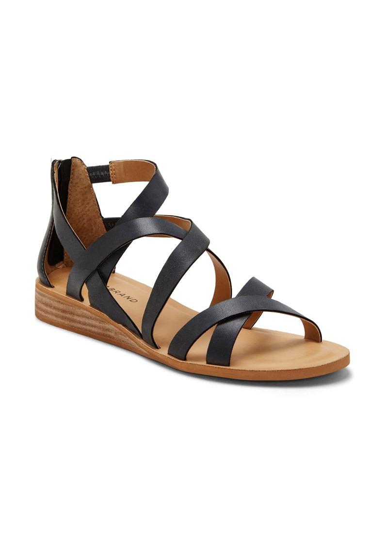 Lucky Brand Helenka Strappy Wedge Sandal (Women)