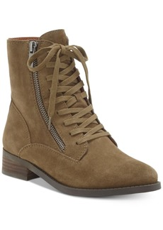 Lucky Brand Hildran Booties Women's Shoes