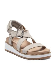 Lucky Brand Idenia Wedge Sandal (Women)
