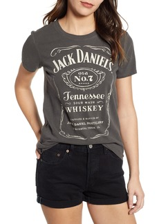 Lucky Brand Jack Daniels Graphic Tee