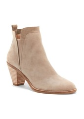 Lucky Brand Jana Leather Booties