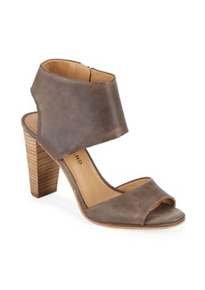 Lucky Brand Jaylin Open-Toe Leather Sandals