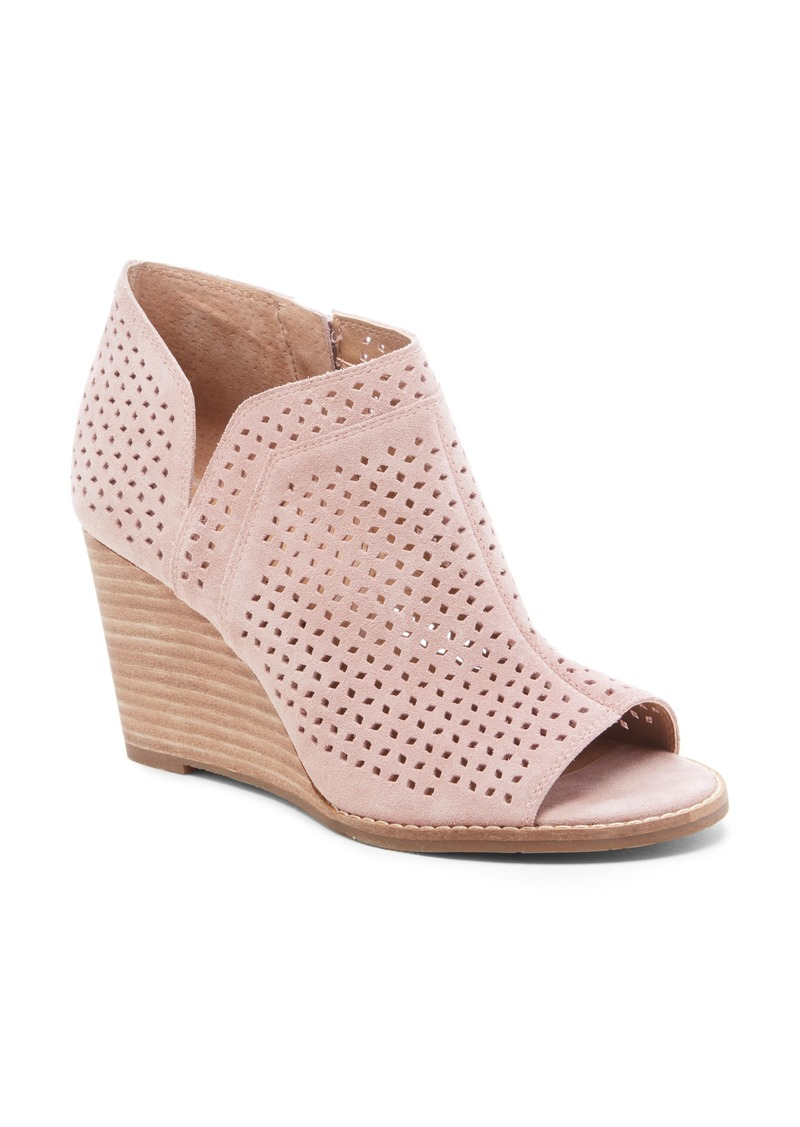 Lucky Brand Jazley Wedge Bootie (Women)