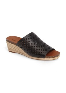 Lucky Brand Jemya Perforated Open Toe Mule (Women)