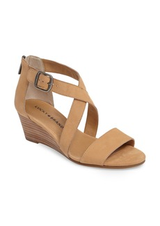 Lucky Brand Jenley Wedge Sandal (Women)
