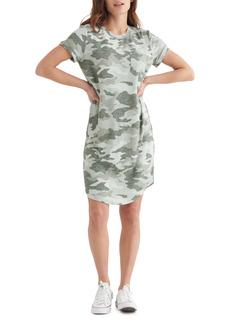 Lucky Brand Jersey T-Shirt Dress
