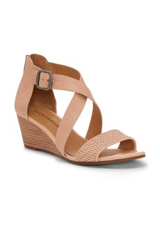 Lucky Brand Jestah Wedge Sandal (Women)