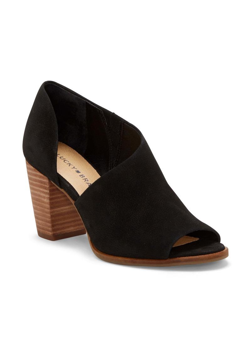 Lucky Brand Jexa Asymmetrical Sandal (Women)
