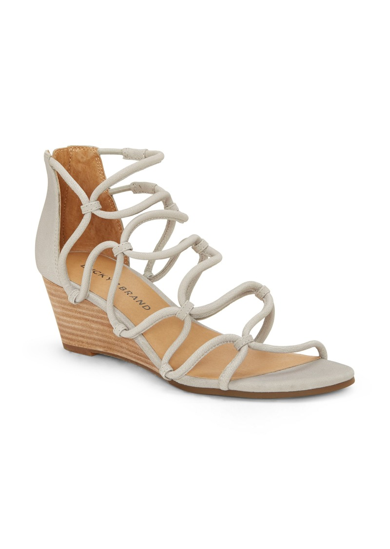 Lucky Brand Jilses Wedge Sandal (Women)