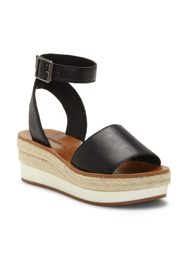 Joodith Platform Wedge Sandal (Women