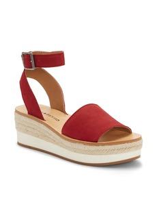 Lucky Brand Joodith Platform Wedge Sandal (Women)