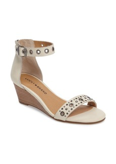 Lucky Brand Jorey Ankle Strap Wedge Sandal (Women)